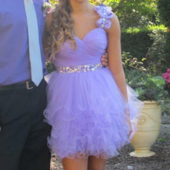 Dresses | Lavender Semiformal Dress